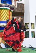 Spring Carnival In Moscow