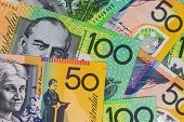 pic of fifties  - Australian Currency  - JPG