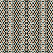 stock photo of optical  - Abstract seamless braided pattern - JPG