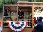 Giants Prepare For Start Of World Championship Parade With Tim Lincecum And Dan Runzler Sitting, Tal