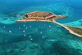 Fort Jefferson - Dry-Tortugas-Nationalpark