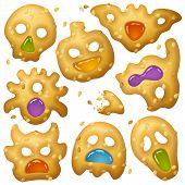 Halloween Food 2. Creepy Treats and Tasty Eats