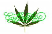 Marihuana And Coffeeshop