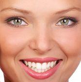 Woman Smile