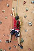 Rock Climbing Series A 8
