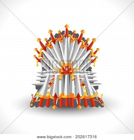 Iron Throne For Computer Games