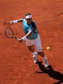 Feliciano Lopez (esp) At Roland Garros 2011
