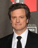 LOS ANGELES - JAN 14: Colin Firth arrives to 16th Annual