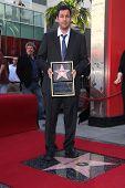 LOS ANGELES - FEB 01:  Adam Sandler as the Walk of Fame Honors Adam Sandler  on February 1,2011 in Hollywood, CA