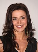 LOS ANGELES - AUG 01:  Caterina Scorsone arrives at the 2010 Breakthrough Awards on August 1, 2010 i
