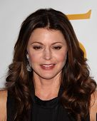 LOS ANGELES - MAR 19:  Jane Leeves arrives to the 25th Annual Genesis Awards  on March 19, 2011 in Century City, CA