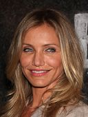 LAS VEGAS - MAR 30:  Cameron Diaz at the