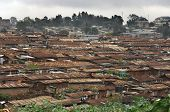 pic of mud-hut  - Nairobi - JPG