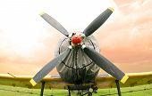 Big propeller
