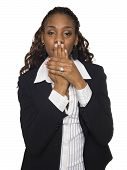 Businesswoman - Speak No Evil
