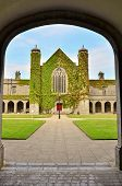 stock photo of quadrangles  - The Quadrangle - JPG