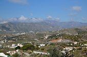 Montañas en La Herradura