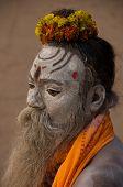 Varanasi, India - November 2011