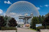 La Biosfera de Montreal, Canadá
