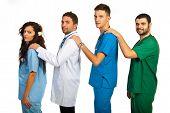 Doctors Team Support