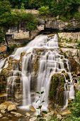 Inglis Falls In Owen Sound, Ontario, Canada