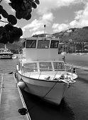 St Barts Hafen West Indies