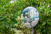 Street Road Safety Security Mirror