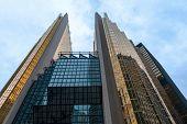 Toronto Skyscraper Office Towers