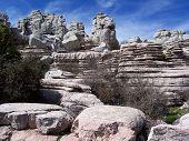 Stone Scenery