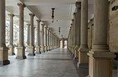 Mill Colonnade,karlovy Vary