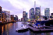 Canary Wharf Bay