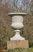 Greek Style Urn.