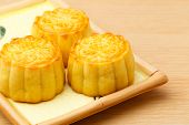 Chinese traditional mooncake