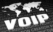 VOIP Industry Global Standard on 3D Map