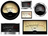 Audio Meters