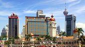 Sultan Abdul Samad Building. Kuala Lumpur