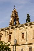 Architecture Of The Old City Of Salamanca. Unesco World Heritage. Spain