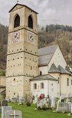 Church Of St. John In Mustair, Unesco World Cultural Heritage, Switzerland