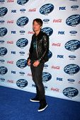 LOS ANGELES - FEB 20:  Keith Urban at the American Idol 13 Finalists Party at Fig & Olive on Februar