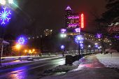 Niagara Winter Nights