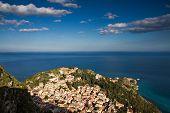 Cityscape Of Taormina