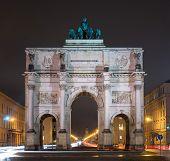 Siegestor Victory Gate Munich
