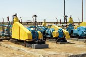 Oil Transfer Pumps.