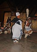 Zulu Dancers, South Africa.