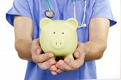 Medical Piggy Bank