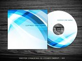 cd cover design with space for your text