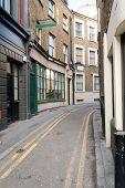 London Back Street (2)