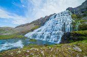Dynjandi. Iceland