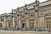 The Royal Museum Of Belgium, Main Entrance