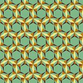 Abstract seamless background. Mosaic. Vector illustration. Can be used for wallpaper, web page backg